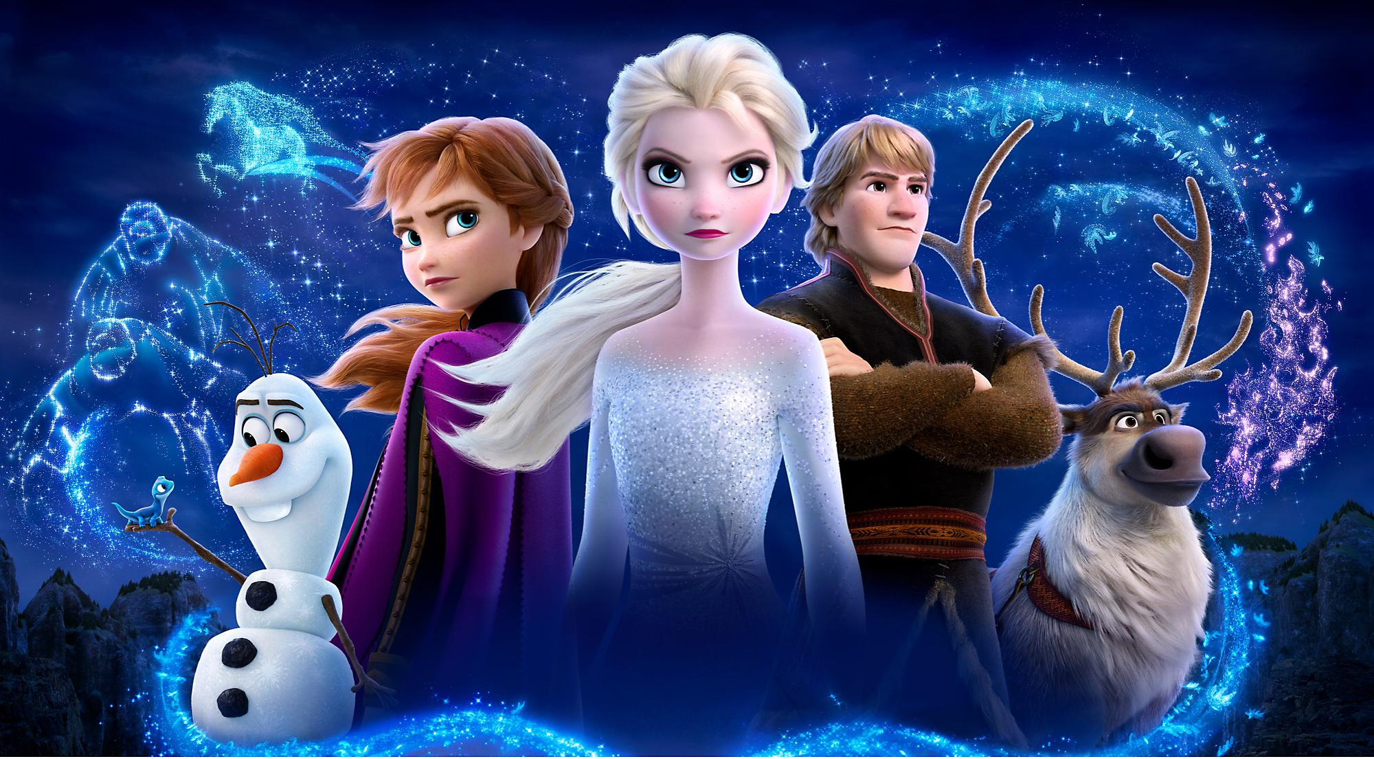 The official home of Frozen 2 product  SHOP NOW