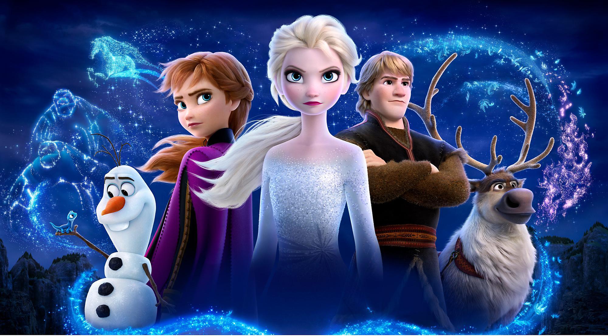 El destino oficial de la colección de productos de Frozen 2  COMPRAR