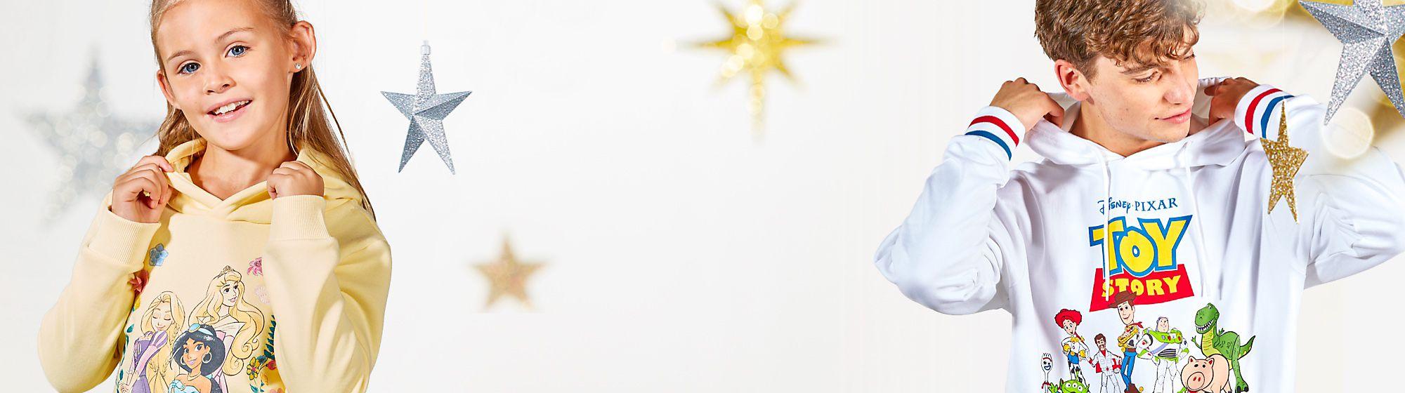 Lustig, festlich und schick Es ist an der Zeit, sich in fröhlichen Weihnachtsfarben zu kleiden
