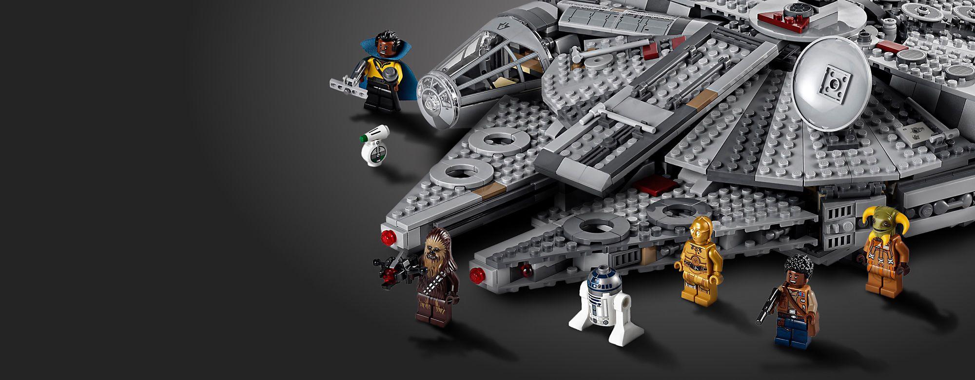 LEGO Risveglia la tua immaginazione e divertiti