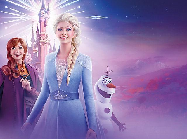 Compra +30€ para poder GANAR un viaje a Disneyland Paris®. Hasta el 25 de Noviembre DESCUBRIR