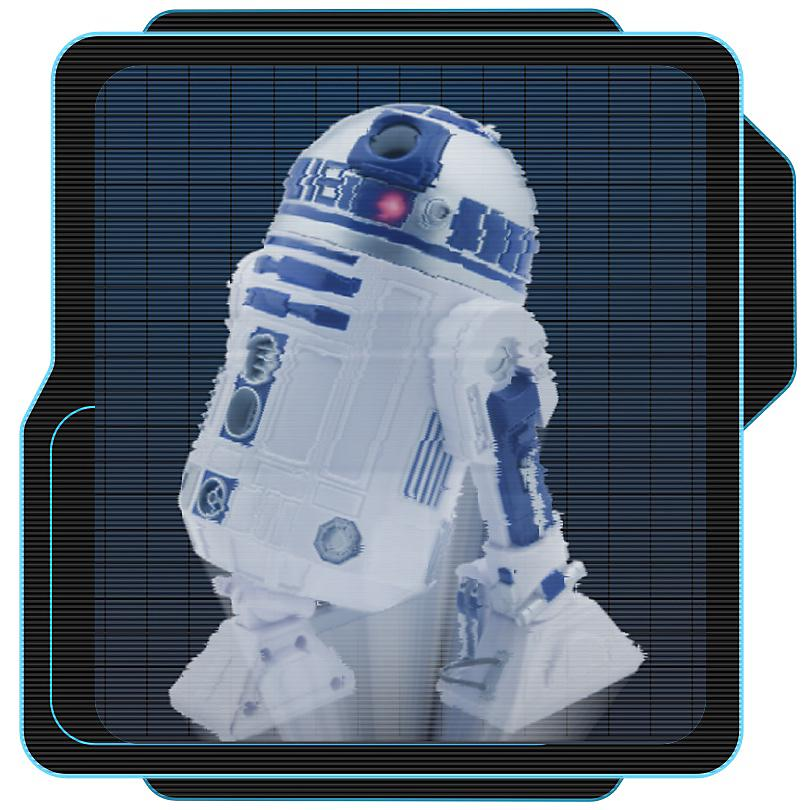 Action figure interattiva R2-D2  ACQUISTA ORA
