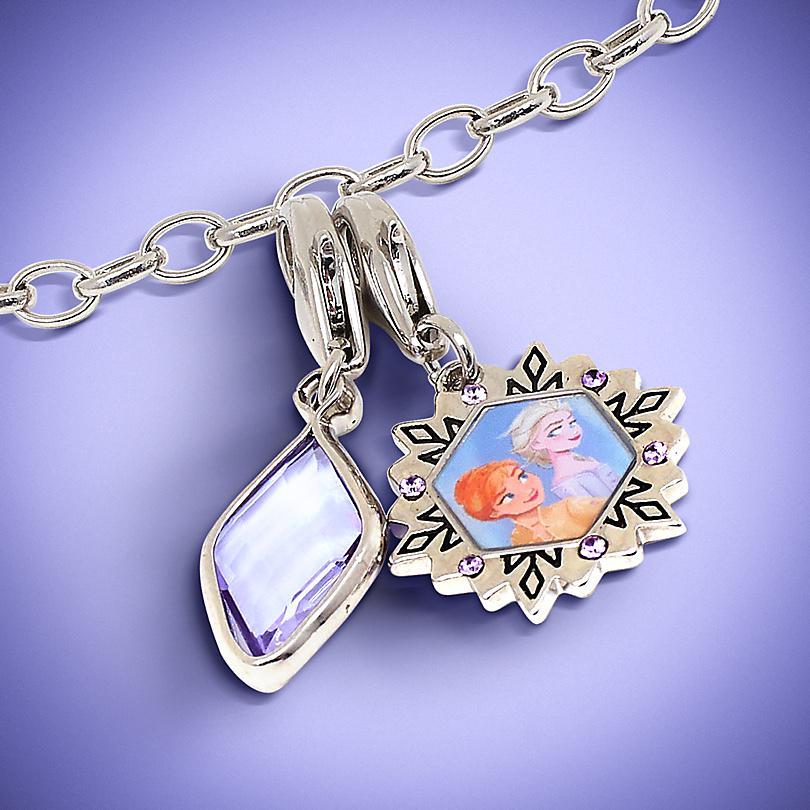 Collection de charms La Reine des neiges 2 Disponible le 25 avril EN SAVOIR PLUS