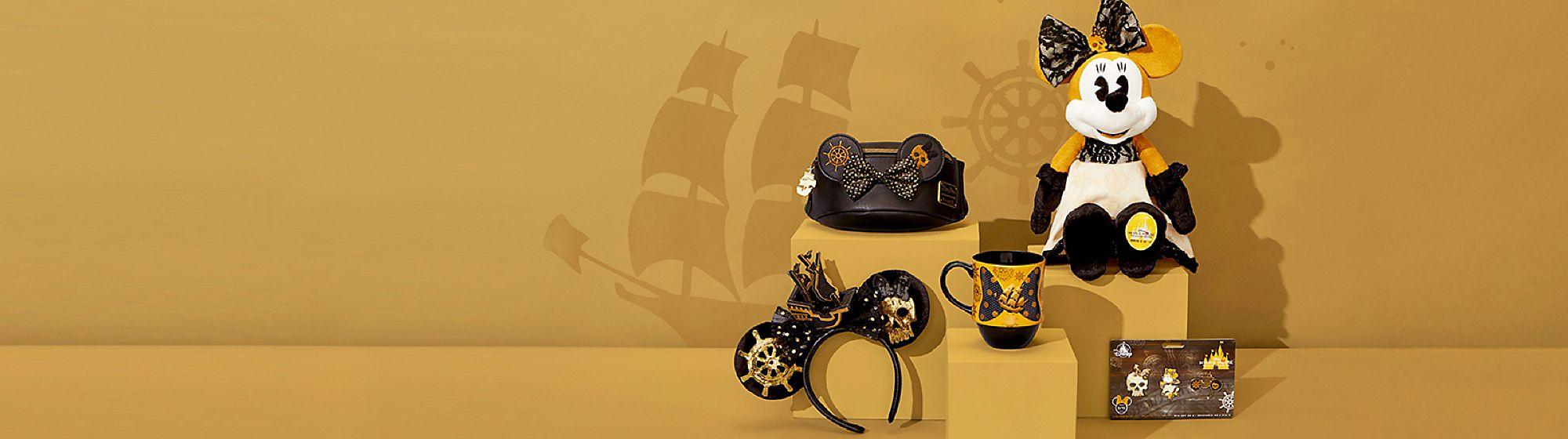 Pirates des Caraïbes | Série 2 Partez à la conquête des sept mers avec notre collection en série limitée