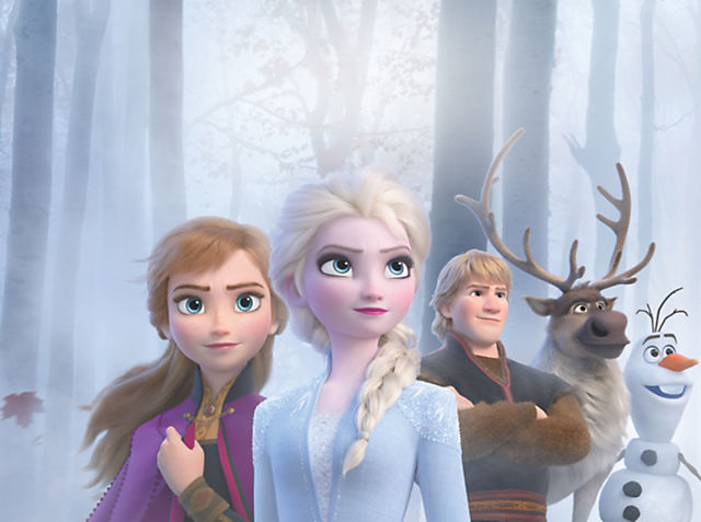 Far into the Forest... Explore a flurry of all-new costumes, toys and more SHOP FROZEN 2