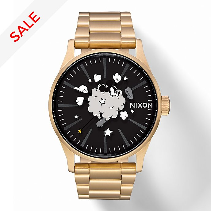 Nixon Mickey Mouse The Sentry SS Watch