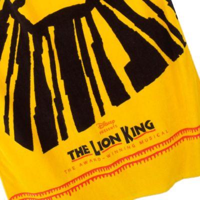 Der König der Löwen Musical Collection - Handtuch mit Logo
