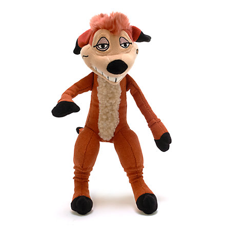 The Lion King Musical Collection 26cm Timon Soft Toy