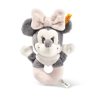 Steiff Minnie Mouse Baby Rattle
