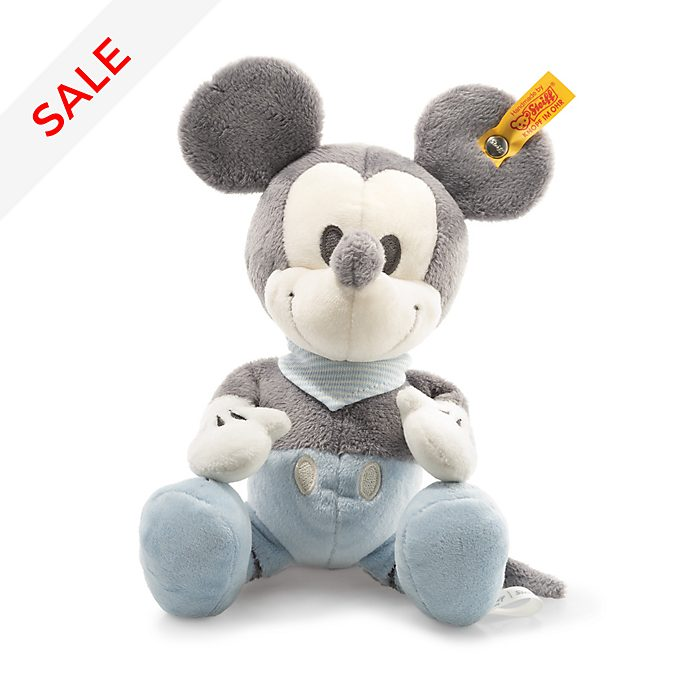 Steiff Mickey Mouse Baby Soft Toy