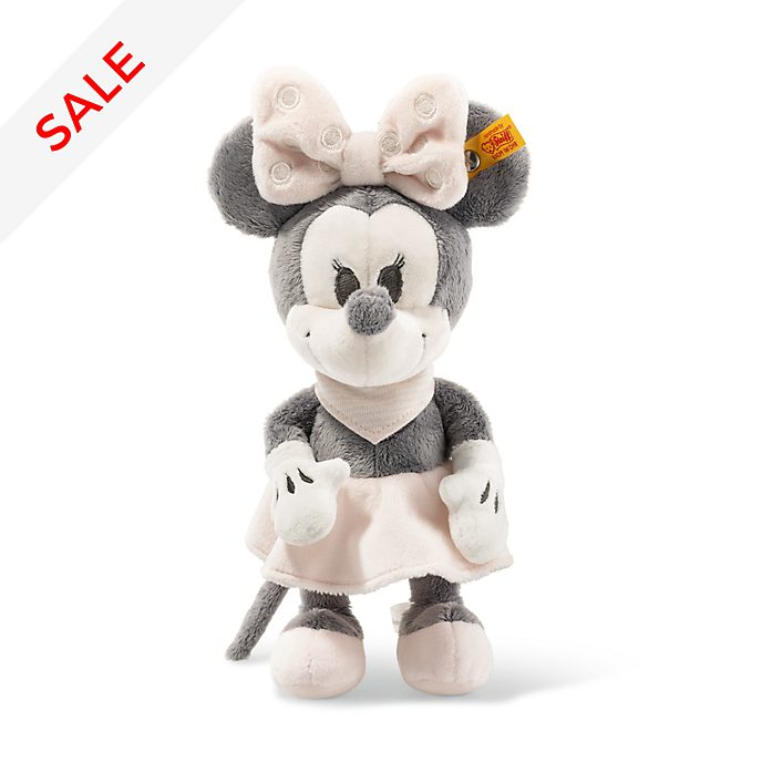 Steiff Minnie Mouse Baby Soft Toy