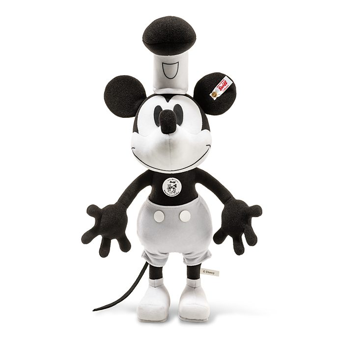Coleccionable Mickey Mouse de El botero Willie, Steiff