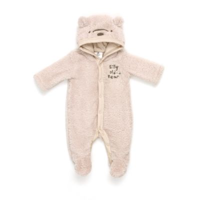 Winnie the Pooh Baby Character Romper