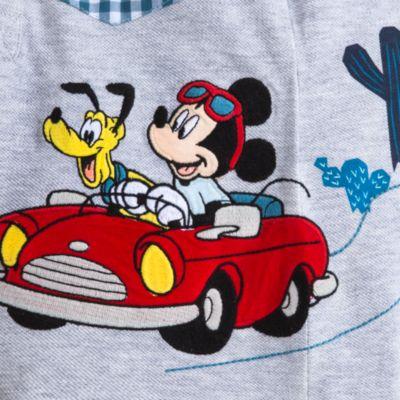 Pelele Mickey Mouse para bebé