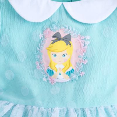 Alice in Wonderland Baby Tutu Dress