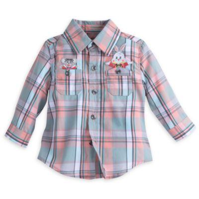 Conjunto de camisa y pantalones Alicia en el País de las Maravillas para bebé