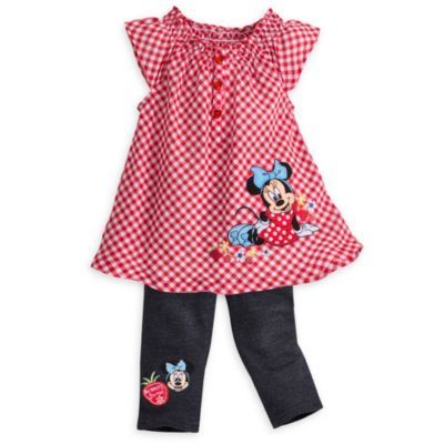 Minnie Mouse 2 Piece Baby Set