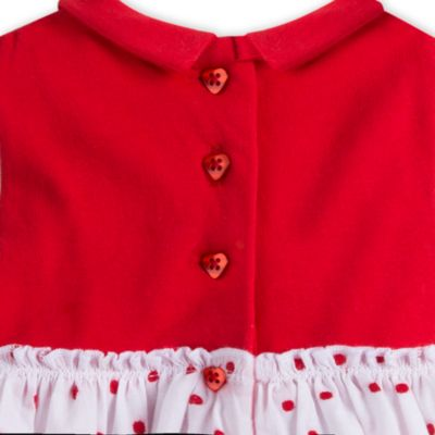 Minnie Maus – Set mit Partykleid für Babys