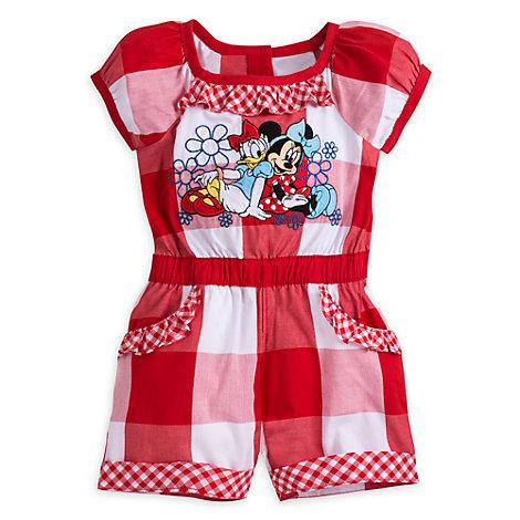 Minnie Maus – Strampler für Babys