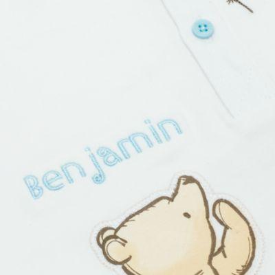 Conjunto de pijama y zapatillas Winnie the Pooh para bebé