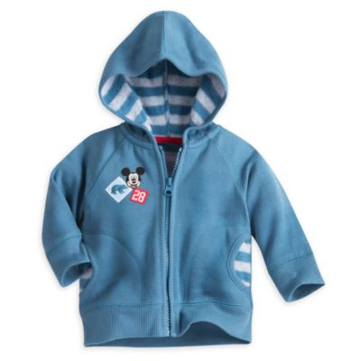 Mickey Mouse Baby Fleece Jacket