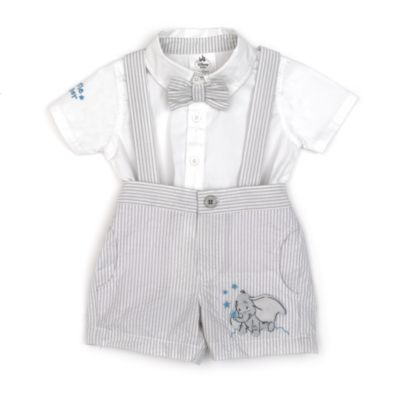 Dumbo Layette Baby Smart Shirt And Shorts
