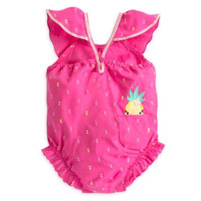 Stitch - Babystrampler