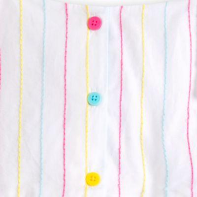 Conjunto de vestido y braguitas de Stitch para bebé