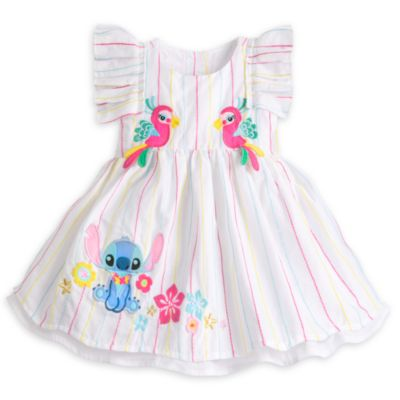 Stitch Baby Dress and Briefs Set