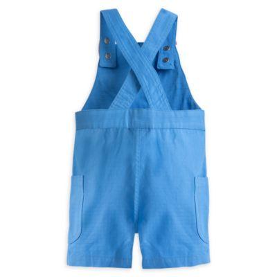 Stitch - Set mit Latzhose und Body für Babys