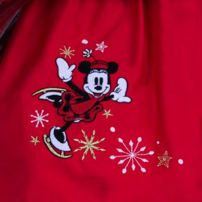 Ensemble de fête robe et culotte Minnie Mouse pour bébé