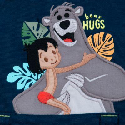 Ensemble salopette et chemise Le Livre de la Jungle pour bébés