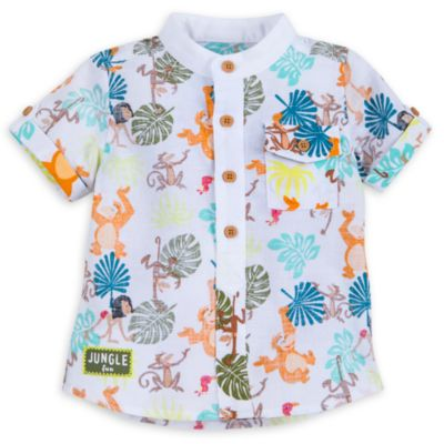 The Jungle Book Baby Shirt