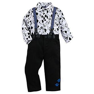 Ensemble chemise et pantalon Les 101 Dalmatiens pour bébé, Disney Store