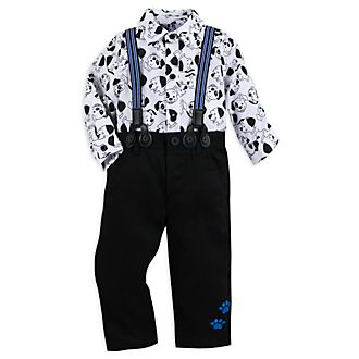 Disney Store 101 Dalmatians Baby Shirt and Trousers Set