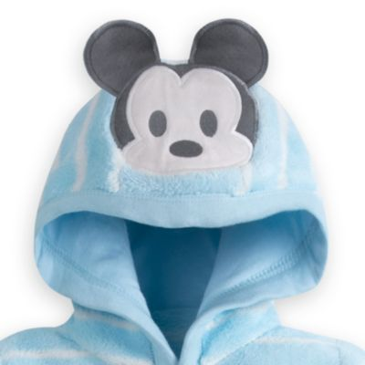 Mono para bebé con borreguillo Mickey Mouse