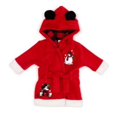 Peignoir Mickey Mouse pour bébé