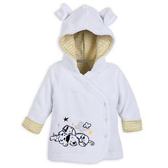 Disney Store 101 Dalmatians Baby Dressing Gown