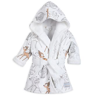 Disney Store Dumbo and Bambi Baby Dressing Gown