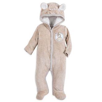 Pagliaccetto personaggio baby Bambi Disney Store