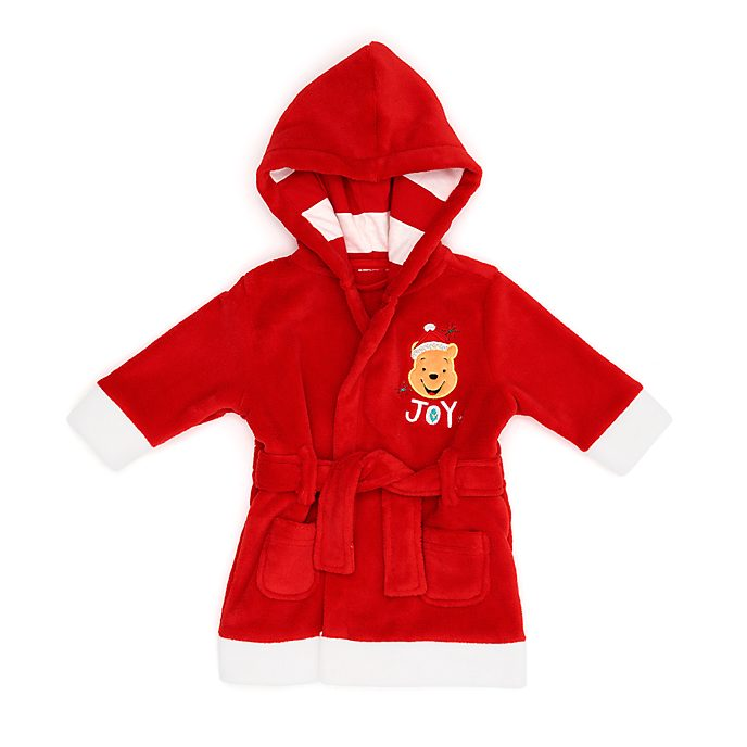 Disney Store Winnie the Pooh Share the Magic Baby Dressing Gown 09e7e1d08b6f