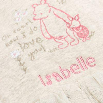Winnie Puuh – Set mit Trägerkleidchen für Babys