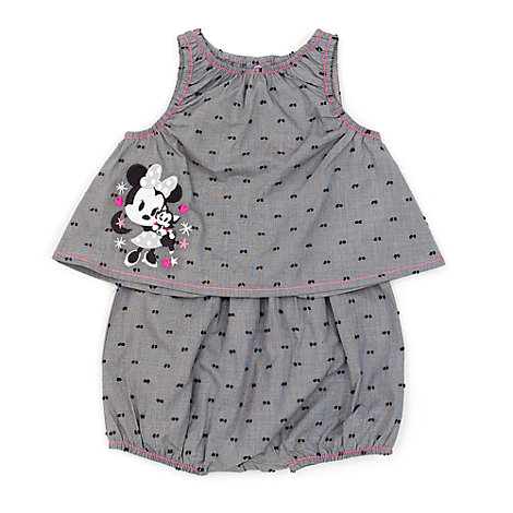 Ensemble top et short Minnie Mouse pour bébé