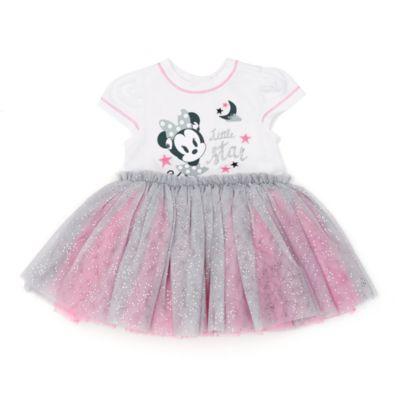 Ensemble tutu et culotte Minnie Mouse pour bébé