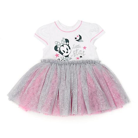 Minnie Maus - Set mit Tutukleid und Slip für Babys