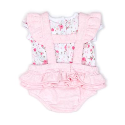 Winnie the Pooh Baby Romper and Top Set