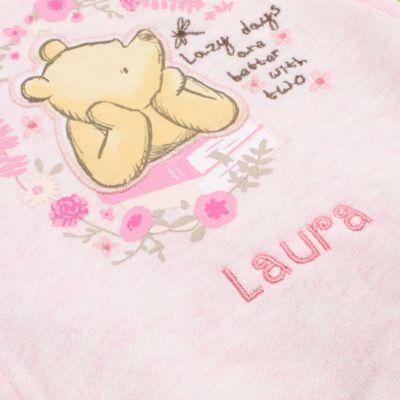 Conjunto de mono y camiseta de Winnie the Pooh para bebé