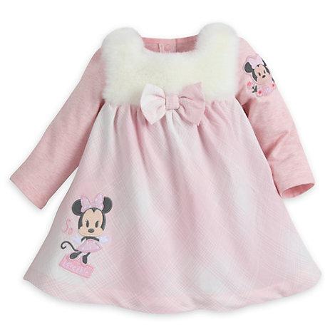 Minnie Maus - Set aus Body und Kleid für Babys