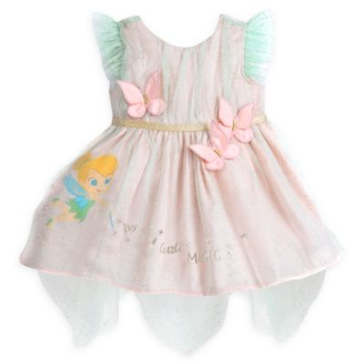 Tinker Bell Baby Party Dress, Cardigan and Brief Set