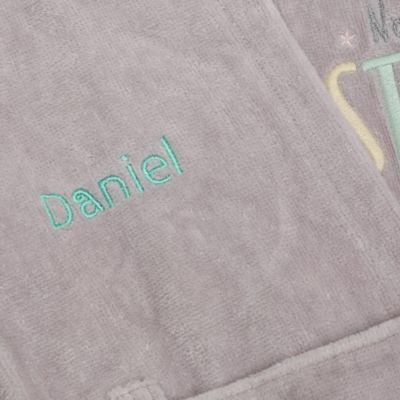 Dumbo badekåbe med hætte til baby